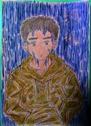 狂乱!1「どしゃ降りの雨!」