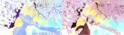 【MMD雪まつり2021】雪解け