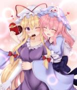 バレンタインゆかゆゆ2021