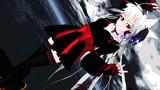 【MMD】巫女さん銀次郎、更新しますた