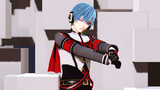 【MMD】 A Light That Never Comes 【びよ式KAITO ジェネラル】
