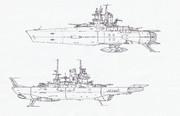 ハシダテ型砲艦&オワスコ級砲艦「自作艦」