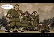大日本帝国陸軍+狸『マレー作戦、虎変化!!』