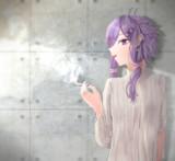 喫煙ゆかりん