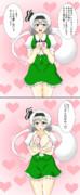 妖夢ちゃんからのバレンタインチョコ!