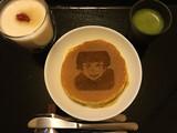 【実物】ホットケーキアート4(食品)