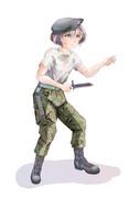 少年自衛隊学生