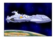 ガミラス ドメル艦ガミラス星