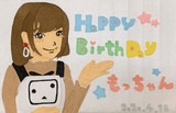 Happy Birthday もっちゃん☆
