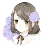 紫陽花もっちゃん✿
