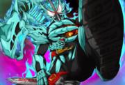 仮面ライダーセイバー プリミティブドラゴン