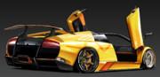 Murciélago Roadster SV