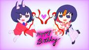 幸せな誕生日☆