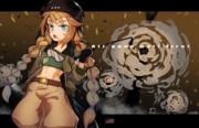マーシャル・メリケンちゃん<米・陸軍モデル>All guns go!!fire!