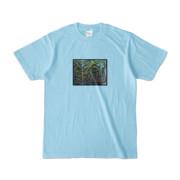 Tシャツ | ライトブルー | 流・風月