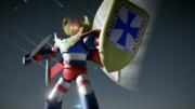 【MMD】合体ロボット アトランジャー