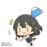 親潮 艦これワンドロ 210223