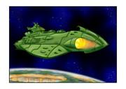ガミラス艦ガミラス星