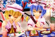 【レミフラ!】おだんご祭り…♡
