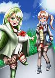 冬の制服Mk.Ⅱ&春のデート