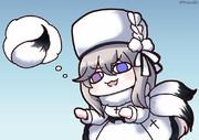 素材「白狐のシッポ」を3個入手せよ!(0/3)