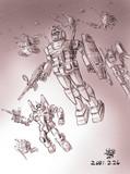 連邦軍試作型MS「ガンダム」