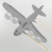 105ミリ榴弾砲と40ミリ機関砲を発射する米軍のAC-130ガンシップ