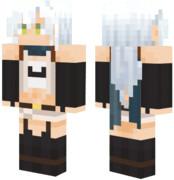 【Minecraft】 閃の軌跡Ⅲ フィー・クラウゼル【スキン配布】