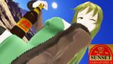 変わらぬ味をあなたに、サンセット・サルサパリラ広告六導玲霞【Fate/MMD】