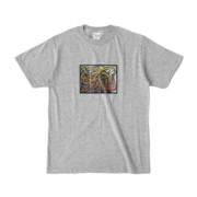 Tシャツ | 杢グレー | 流・風月