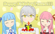 Happy Birthday Yuzuru!!!