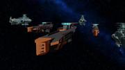 【ヤマトMMD】宇宙貨物船きさらぎ