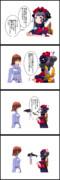 「まさかね」「まさかな」(Fate/MMD)