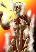 armored titan / Reiner Braun