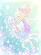 - 桜風といっしょに -