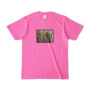 Tシャツ | ピンク | 流・風月
