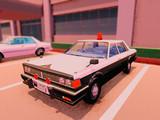 【MMD】在りし日のパトロールカー【モデル配布あり】