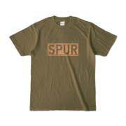 Tシャツ | オリーブ | SPUR_Cork