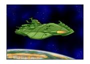ガミラス駆逐艦ガミラス星