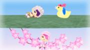 【MMD花フェスタ2021】春の音