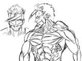 鎧の巨人(?)