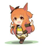 マヤノトップガンちゃん