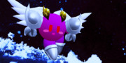【MMD星のカービィ】Galacta knight