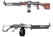 銃練習(トレース)13