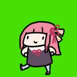 【GIF】肩で風を切るかの勢いで歩く琴葉茜