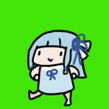 【GIF】肩で風を切るかの勢いで歩く琴葉葵