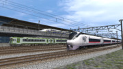 【VRMNX】新幹線も乗り入れる地方都市の駅
