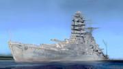 戦艦「長門」ー微妙に違うー