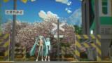 【MMD花フェスタ2021】満開の桜の下を