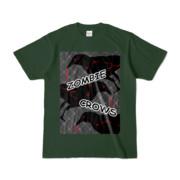 Tシャツ | フォレスト | ゾンビカラスちゃん